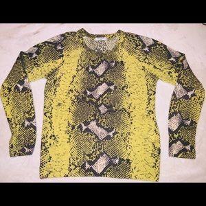 EQUIPMENT Cashmere Scoop Neck Sweater